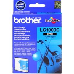 TINTEIRO BROTHER LC1000 AZUL BROLC1000C