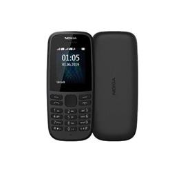 Nokia 105 2019 Preto Dual Sim - Livre