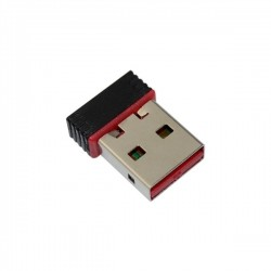 Adaptador Usb Wireless Nano P/Pc - 8435381000028