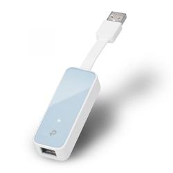 Adaptador de Rede TP-Link USB 2.0 Para RJ45 - UE200 Branco - 6935364094614