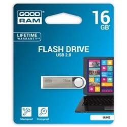 Pen Drive Usb GOODRAM UTS2 16GB 2.0 Preta - 5908267920350