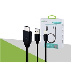 Cabo HDMI Para iphone 5 ou Superior Preto - 8416846610075
