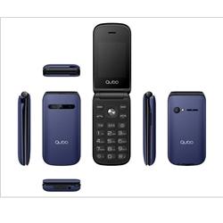 "Qubo X-209 32Mb Ram + 32Mb Rom 2.4"" Azul Dual Sim - 6944762764876"