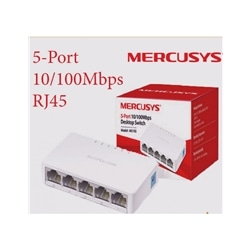 Mercusys Switch 5 Portas 10/100MBPS - MS105 - 6957939000363