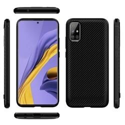 Capa Carbon Protect Xiaomi Mi Note 10 Lite Preta - 7619