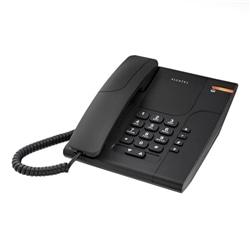Telefone Fixo Alcatel Temporis 180 Preto - 3700601407501