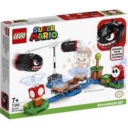LEGO Super Mario -Set Expansão Avalanche Bills Balázio 71366 - 5702016618457