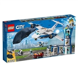 LEGO City - Polícia Aérea Base Aérea - 60210 - 5702016369939