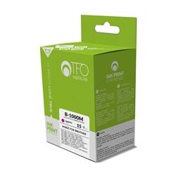 Tinteiro TFO BrotterLC1000M LC970M 14ml Mangenta Compativel - 5900495827524