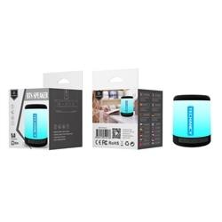 Coluna Musica Tech Bluetooth Preta TH2624 - 5688143340136