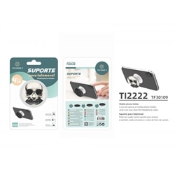 Suporte Popsocket Tech Com Desenho TI2222 - 5688143301090