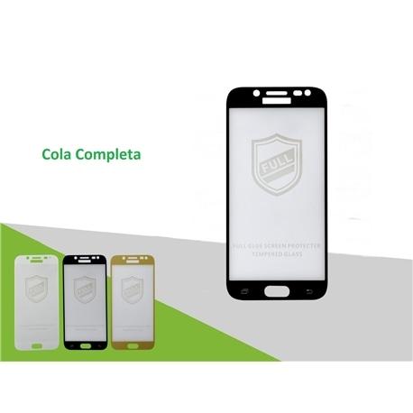 Pelicula Vidro 5D New Samsung A12 A02s Preta - 4