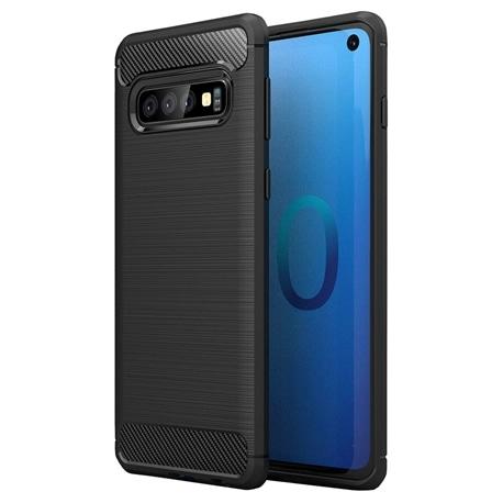Capa Traseira Carbono Huawei P Smart 2020 Preta - 25