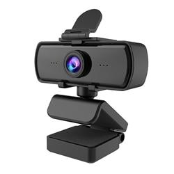 WebCam 2K Quad HD B8-C06 1440P Com Micro Preta - 5900217396413