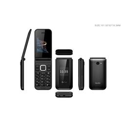 """Qubo X219 32Mb Ram + 32Mb Rom 1,77"""" TFT & 2.4"""" Dual Sim Li - 6944762700089"""