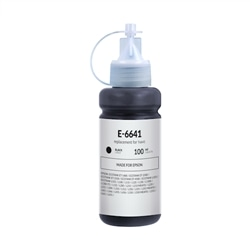 Tinta Compativel TFO E-6641 Epson T6641 100ml Preto S Caixa - 5900495480866