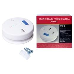Detector de Monóxido de Carbono Branco - 5902734871237
