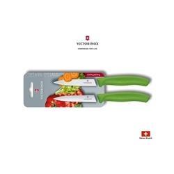Facas Victorinox Verde 2 Unidades - 7611160050519
