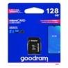 Cartao Memoria Goodram MicroSD 128GB Classe 10 C Adaptador
