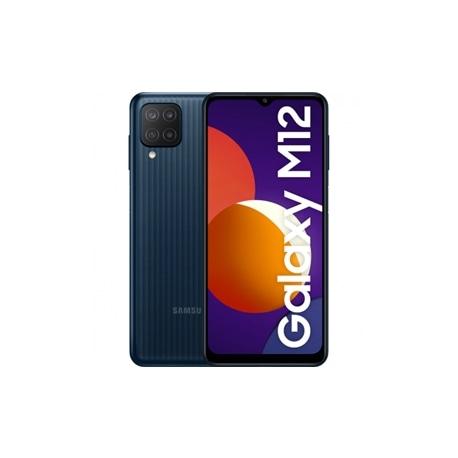 Samsung M12 4Gb Ram 64Gb Rom Dual Sim - Preto - 8806092041332