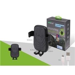 Suporte Com Carregador Wireless Indução 10W - 8416816606633