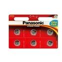 Panasonic Pilha 3V Lithium CR2016 Pack 6 Unidade