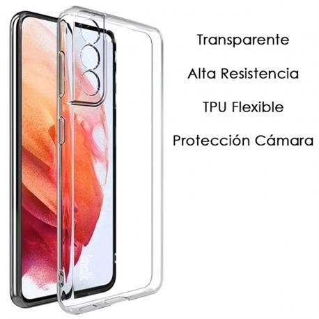 Capa Gel Traseira Samsung A12 5G M12 C Proteção da Cãmera - 1093