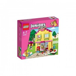 LEGO Juniors - Casa de Família - 10686 - 5702015354349