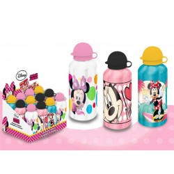 Cantil Aluminio Minnie 500ml Sortido - 8435333826416