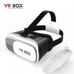 "Comando Para Oculos Realidade Virtual 3D ""VR BOX"" - 8416916602276"