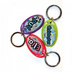 Porta Chaves C Luz Alice - 5051276209036