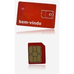 Cartao Vodafone Easy 91 2.5 de Saldo Inicial - 4866