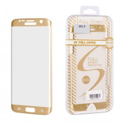Pelicula Vidro 9H Samsung G950 S8 Curva Gold