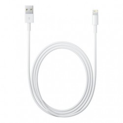 Cabo Iphone 5 5S Cabo Lightning de 1m - MD818ZM/A Bulk