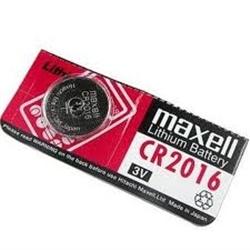 Pilha Relogio Maxell 3V Lithium CR2016 - 4902580131272