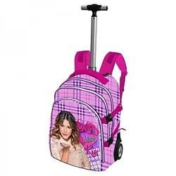 Trolley Viagem Violetta Kiss Karactermania - 8435376328182