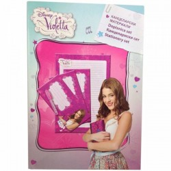 Capa C/Carta + Envelopes Violetta Ref.6499790 - 3800155310637