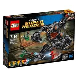 LEGO Super Heróis - Ataque ao Túnel no Knightcrawler - 76086