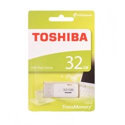 Pen Drive Usb Toshiba 32GB 2.0 Branco - 5807
