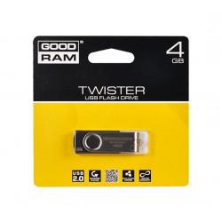 Pen Drive Usb GOODRAM 8GB 2.0 Preta - 5908267920404
