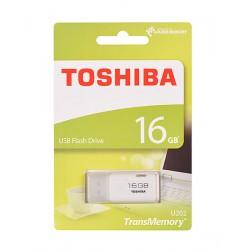 Pen Drive Usb TOSHIBA 16GB 2.0 Branca - 4047999400110