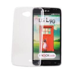 "Gel Fino Asus Zenfone 3 Max 5,2"" ZC520TL Transpararente - 4649"