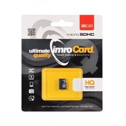 Cartao Memoria MicroSD 16GB S / Adaptador - 5902768015034