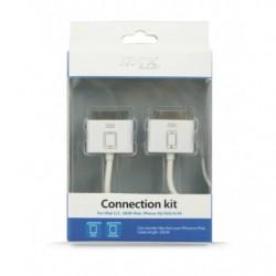 Cabo Dados Coneccao Iphone 4/4S a Ipad Branco M.TK - 8435350715687