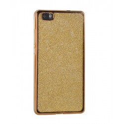 Tampa Traseira Elektro Iphone X Gold - 5900217231936