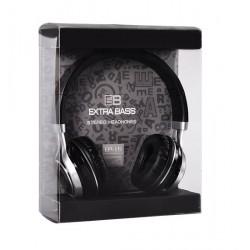 Auscultador Estudio Stereo EB Preto C Microfone Jack 3.5mm - 5900217157236