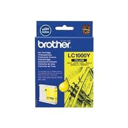 TINTEIRO BROTHER LC1000 AMARELO BROLC-1000Y - 4977766643962
