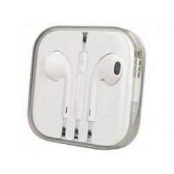 Auricular Estereo Iphone 7/7 Plus /8/Plus /X Branco - 5900217221616