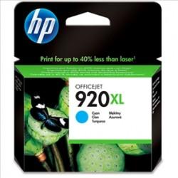 TINTEIRO HP N. 920XL AZUL HPCD972A - 884420649281