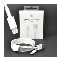 Cabo Iphone 5 5S 1m MD818ZM/A Branco Blister Original - 885909627424